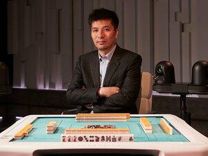 <「Mリーグ」チェアマンインタビュー>藤田晋「麻雀とスポーツに共通すること」