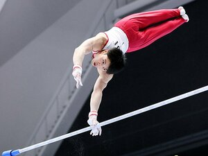 <特別インタビュー>32歳になった今も体操日本代表として戦い続ける内村航平を支える食の力