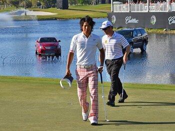 マスターズは日本ゴルフ界の正念場。石川遼は本当の信用を獲得できるか?<Number Web> photograph by NIKKAN SPORTS/AFLO