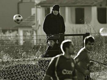 <言葉の力をめぐる一省察> イビチャ・オシム 「感じたことを率直に、そして真摯に語るべきだ」<Number Web> photograph by Takuya Sugiyama
