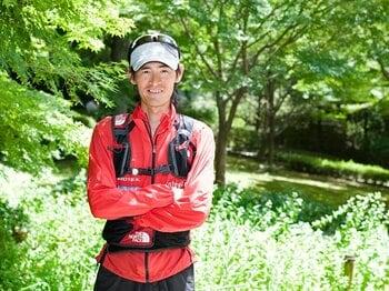 <トレイルランニング> 鏑木毅さんに働きながらトレーニングするコツを聞いた。<Number Web> photograph by Sports Graphic Number