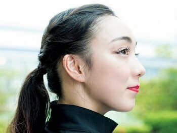 <女子フィギュア 平昌への聖戦>本郷理華「痛みを芸術に変えたフリーダのように」<Number Web> photograph by Asami Enomoto
