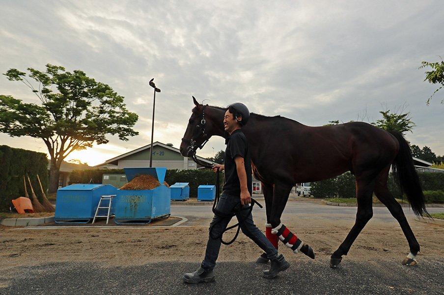 キタサンが勝てば賞金は歴代3位。宝塚記念を凱旋門の景気づけに!<Number Web> photograph by Yuji Takahashi