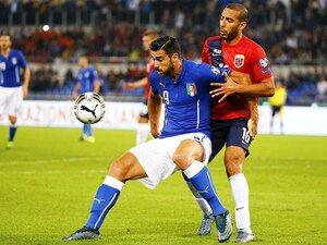 194cmの長身、ダンス仕込みの柔軟性。イタリア代表に現れた救世主・ペッレ。