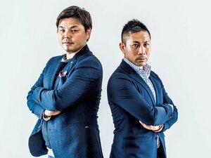 <元代表コンビ、言いたい放題>前園真聖×城彰二「日本サッカーの未来のために」