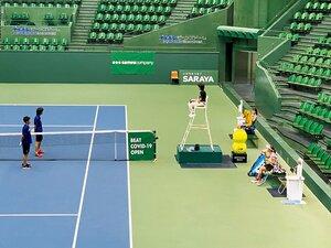 テニスの新しい日常をつくり、ノウハウを次へ伝えるために。