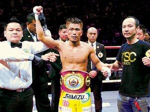 """初戦KO負けから世界王者に。""""ラッキーボーイ""""木村翔とは?~ボクシング界でも無名だった男の大逆転~"""