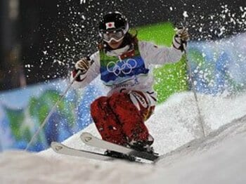 「長野以来、一番気持ち良い滑り」 上村愛子がメダルを超えて得たもの。<Number Web> photograph by Takuya Sugiyama/JMPA