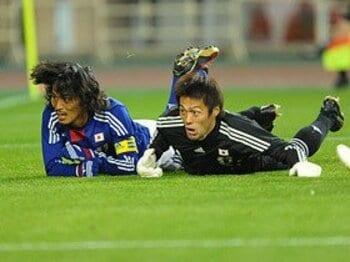 セルビア戦完敗はメディアにも責任。岡田ジャパンに本物のサッカー愛を!!<Number Web> photograph by Toshiya Kondo