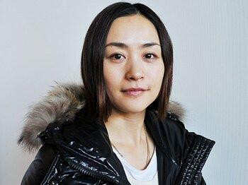 <復帰への決意> 上村愛子 「スキーで周りを喜ばせたい」<Number Web> photograph by Shino Seki
