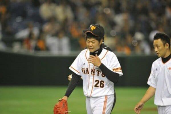 アニキ、3連発の夜。  プロ野球セ・リーグ 巨人VS.阪神