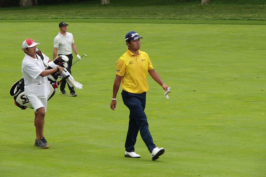 ゴルフの写真はワンパターンか?カメラマンの苦悩、読者の興味。<Number Web> photograph by Sonoko Funakoshi