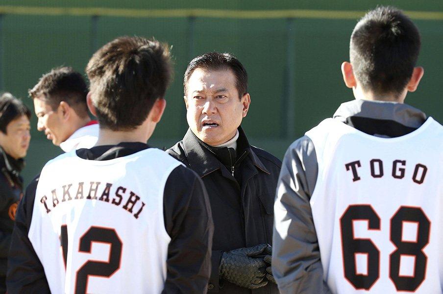 12球団の監督・コーチ陣でチームを作る遊びから見えてくる「真実」。<Number Web> photograph by Kyodo News