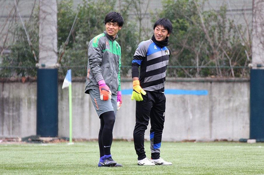 身長が低くてもGKはやれる――。青森山田、廣末陸とコーチの物語。<Number Web> photograph by Takahito Ando
