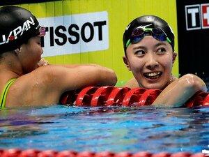 大橋悠依と恩師・平井伯昌の不在。メドレー2冠ならずも輝いた泳ぎ。