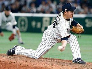 日本のサブマリン投手は美しい。山田久志から牧田和久に流れる伝統。