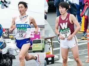 強力ルーキーたちを擁する早稲田大学。日本体育大学は試練を乗り越えて粘れるか。