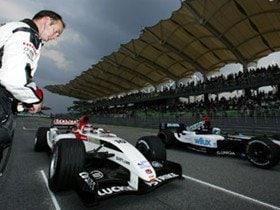 佐藤琢磨 グランプリに挑む Round 2 マレーシアGP