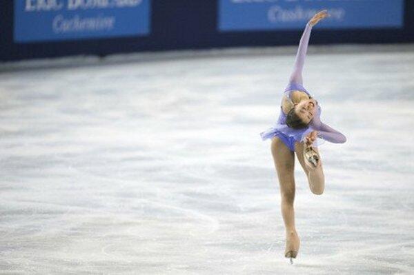 2008フィギュアスケートグランプリシリーズ第4戦パリ大会 女子シングルショートプログラム