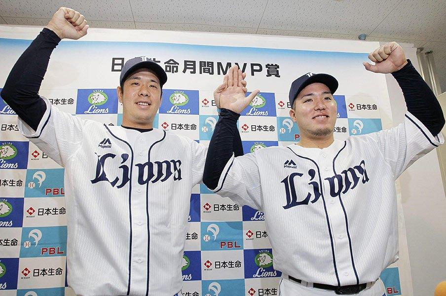 高校、大学の先輩、山川穂高も驚き。西武・多和田真三郎が絶好調な理由。<Number Web> photograph by Kyodo News