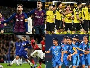 大型GWがサッカー観戦で終わる予感。国内も欧州も、驚くほどの激戦続き。