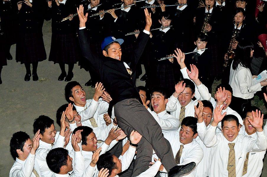 「勉強がよくできた」を遠い逸話に。~根尾昂を、まだ勉強で評価してしまう私たち~<Number Web> photograph by Hideki Sugiyama