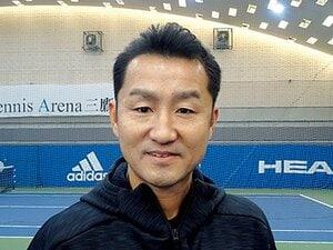 """増田健太郎(テニスのツアーコーチ)~スポーツの現場で働く""""プロ""""に直撃!~"""