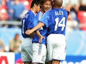 2005年コンフェデレーションズカップVSメキシコ戦(2005年6月16日)