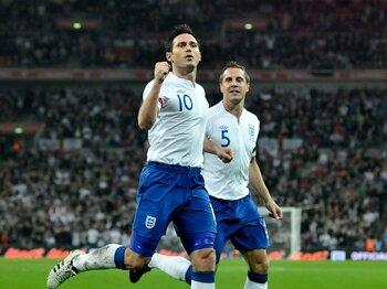 スペインとスウェーデンを連破!カペッロ率いるイングランドは本物か?<Number Web> photograph by AFLO