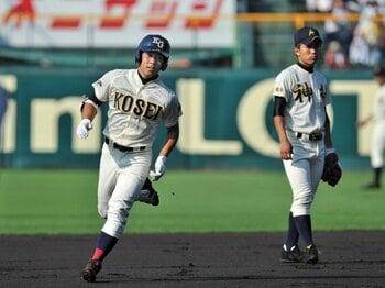 夏の甲子園、投打の傾向を徹底分析。1番打者のスタイルはなぜ変わった!?<Number Web> photograph by Hideki Sugiyama