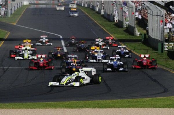 大波乱のF1開幕戦・オーストラリアGP