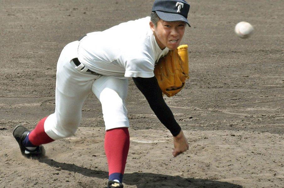 県立高校に140km投手が5人も!?三重でも感じた「複数投手制」の波。<Number Web> photograph by Kyodo News