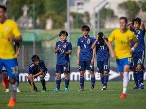 トゥーロン準優勝が日本に残すもの。「本気のブラジル」に挑んだ勇敢さ。