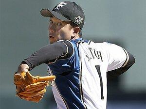 斎藤佑樹が引退を止めた2017年。「支えてくれる皆さんがいるから」