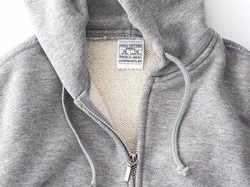 こだわりの縫製&ディテールが生み出した優しい肌触りが魅力! 着心地満点の日本製スウェット。<Number Web> photograph by Nanae Suzuki