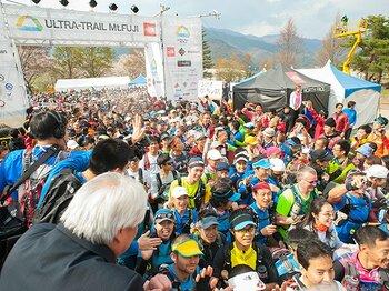 日本一のトレラン大会をつくれ!100マイルレースの舞台裏 <前編><Number Web> photograph by Toshiya Kondo/Hiroshi Yamada