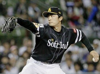 松坂世代「その他大勢」がトップに。和田毅、思考派左腕というプライド。<Number Web> photograph by Tadashi Shirasawa