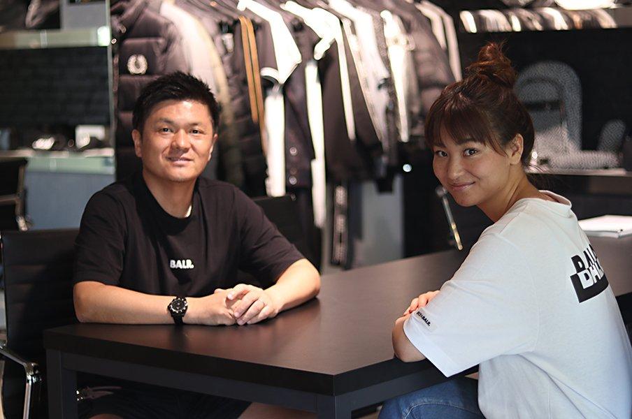 本田、柿谷を支え、青森山田も支援。バランススタイルとサッカーの関係。<Number Web> photograph by BALANCE STYLE INC