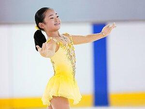フィギュア日本女子11~13歳、「黄金世代」の衝撃 3アクセルや4回転、天才少女が続々と
