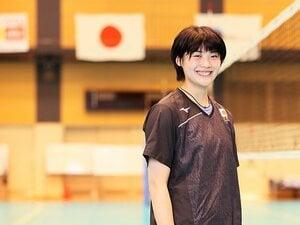 """日本女子バレー若きエース候補。黒後愛が""""黒後愛""""の殻を破るとき。"""