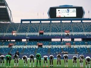 U-20ベネズエラの恐るべき目つき。日本サッカーは「まだまだ甘い」。