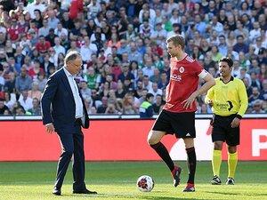 メルテザッカーの引退試合に思う ドイツ代表の苦戦と問題の根本。