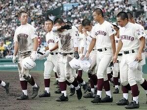 東筑監督「僕は野球を教えるだけ」青野浩彦が人間教育を叫ばない理由。