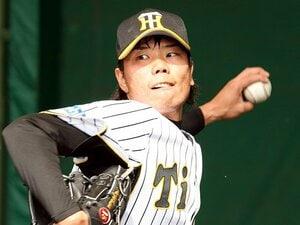 新人王候補の澤村、斎藤に負けない!阪神の左腕・藤原正典、2年目の覚悟。