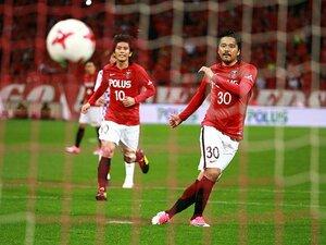 浦和、1試合平均3得点が射程圏!シーズン最多ゴールは'98年の……。
