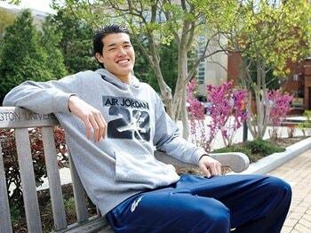 渡邊雄太「ただの夢から目標に」NBAデビュー2年前の手記と決意。<Number Web> photograph by Shizuka Minami