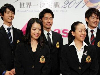 フィギュアスケートGPシリーズ開幕へ。高橋、小塚、浅田たちの最新状況は?<Number Web> photograph by AFLO