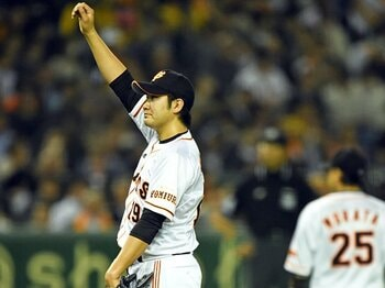 Gのエース襲名へ、菅野智之は攻め続ける。~2年目のジンクスへの反骨心~<Number Web> photograph by Naoya Sanuki