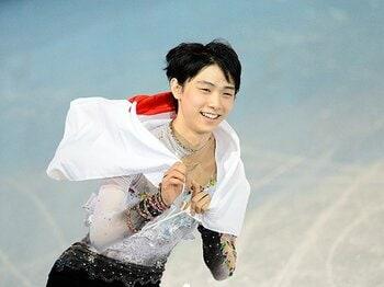 羽生結弦、五輪王者としての初舞台。「追われる立場」での世界選手権へ。<Number Web> photograph by Asami Enomoto/JMPA