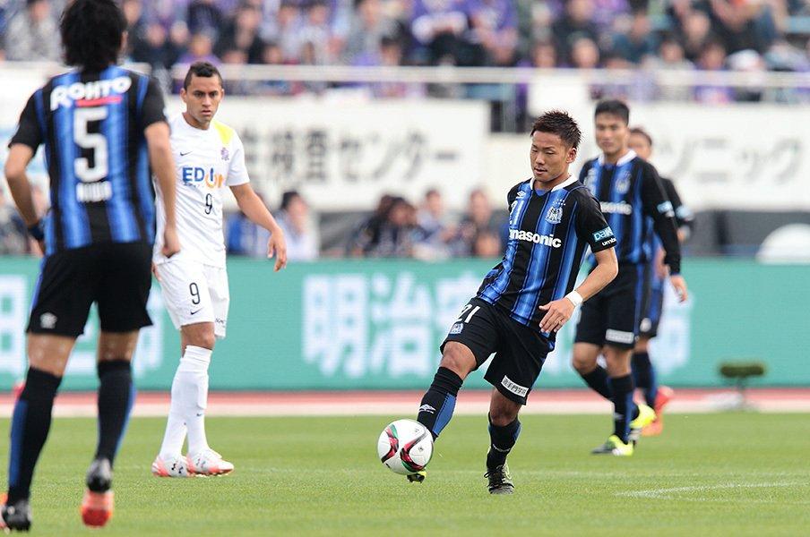 「憎らしいほど強いチームにしたい」ガンバ大阪に今季、黄金期到来か。<Number Web> photograph by Kiichi Matsumoto